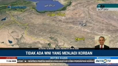 Tak Ada WNI Jadi Korban Pesawat Jatuh di Iran