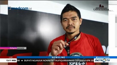 Medali Bepe Hilang di Tengah Perayaan Juara