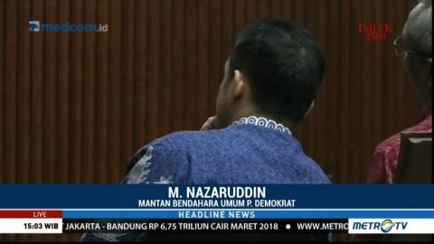 Nazaruddin Sebut Semua Pimpinan Fraksi DPR 2009-2014 Terima Jatah KTP-el