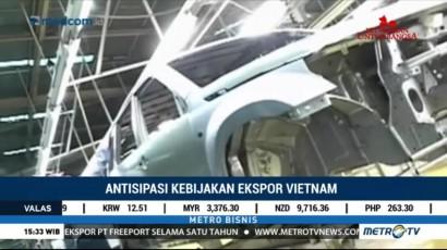 Ekspor Mobil Indonesia ke Vietnam Terancam Terhenti