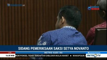 Sering Lupa, Hakim Tegur Nazaruddin di Sidang Setnov
