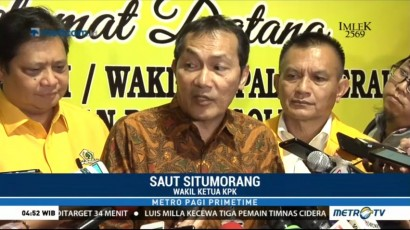 KPK Persilahkan Nazaruddin Melapor Soal Dugaan Fahri Hamzah Korupsi