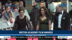 Pangeran William dan Kate Middleton Hadir Dalam Ajang BAFTA