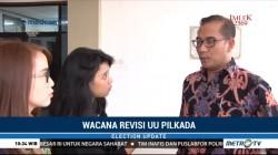 KPU Tak Sepakat UU Pilkada Kembali Direvisi