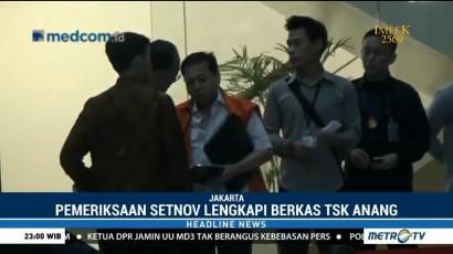KPK Periksa Setya Novanto Selama 8 Jam
