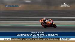 Dani Pedrosa Tercepat di Hari Terakhir Tes MotoGP