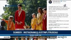 Justin Trudeau Bagikan Foto Kunjungan ke India