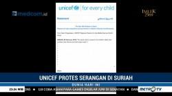 UNICEF Protes Serangan di Suriah