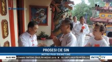 Warga Tionghoa di Bitung Gelar Ritual Cie Sin
