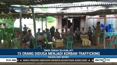 Adik Adelina Sau Pernah Jadi Korban <i>Human Trafficking</i>