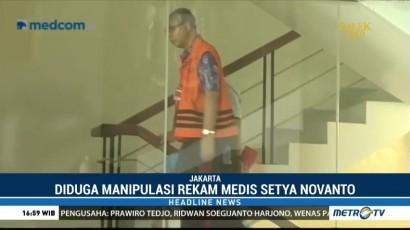 KPK Periksa Dokter Bimanesh Sutarjo sebagai Tersangka