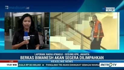 Berkas P21, Dokter Bimanesh Sutarjo Segera Disidang