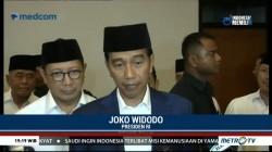 Jokowi Tunggu Kajian Sebelum Teken UU MD3