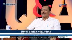 Kata Luhut Soal Menteri Rangkap Jabatan di Golkar