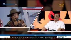 Menko Luhut: Saya Tak Berpikir untuk Jadi Calon Wakil Presiden