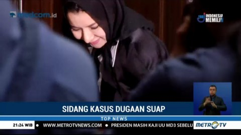 Bupati Kutai Kartanegara Tolak Dakwaan Jaksa