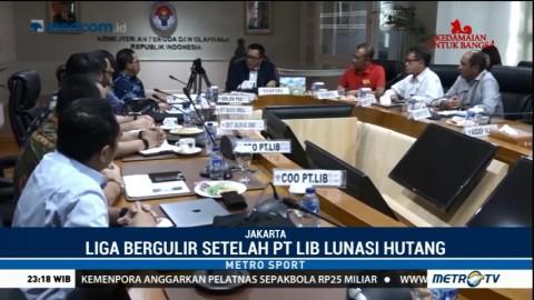 Liga 1 Bergulir Setelah PT LIB Lunasi Tunggakan ke Klub