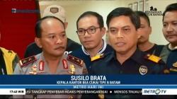 Bea Cukai Serahkan Barang Bukti dan Tersangka Penyelundup 1,6 Ton Sabu ke Polisi