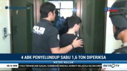 Pemeriksaan ABK Penyelundup 1,6 Ton Sabu Terkendala Bahasa