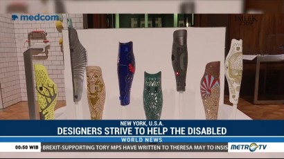 Designers Strive to Help the Disabled