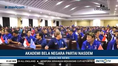 Sekolah Kader Partai NasDem Angkatan 6 Resmi Dibuka