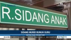 Sidang Pembunuhan Guru di Sampang Hadirkan 12 Saksi