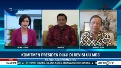 Tolak Revisi UU MD3, Presiden akan Keluarkan Perppu?