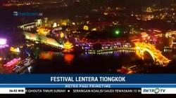 Kemeriahan Festival Lentera di Tiongkok