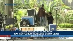 Sambut Novel Baswedan, KPK Siapkan Panggung untuk Orasi
