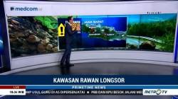 Daerah Rawan Longsor di Indonesia