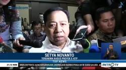 Setya Novanto Doakan Kesembuhan Novel Baswedan