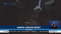 Longsor Brebes Juga Sebabkan Banjir