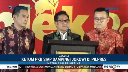 Parpol Mulai 'Jual' Cawapres untuk Jokowi