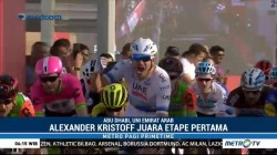 Alexander Kristoff Juara Etape Pertama Tour Abu Dhabi