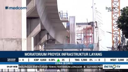 Moratorium Proyek Infrastruktur Layang Dinilai tak Ganggu Iklim Investasi