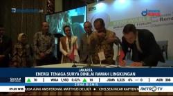 Perusahaan Bulgaria Jajaki Kerja Sama Pengembangan PLTS di Indonesia