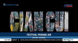 Festival Perang Air di Riau