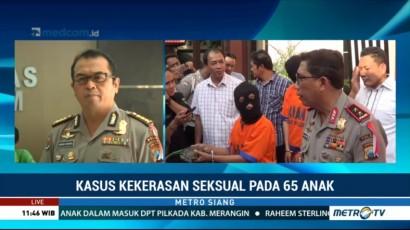 Polda Jatim Bergerak Cepat Ungkap Kasus Kekerasan Seksual Terbesar di Surabaya