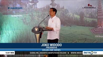 Presiden Minta Kementerian Agraria Bekerja Cepat Penuhi Target Sertifikat Tanah