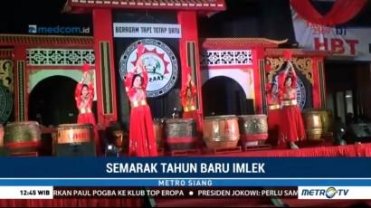 Tahun Baru Imlek, HBT Padang Gelar Rangkaian Atraksi Budaya dan Bazaar