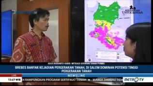 Mengenali Daerah Rawan Longsor di Indonesia