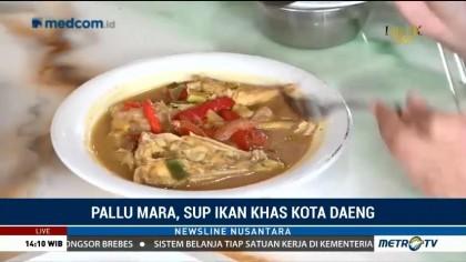 Sup Ikan Khas Kota Makassar, Pallu Mara