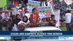 Kampanye Terbuka IYL-Cakka Dihadiri Anak-anak