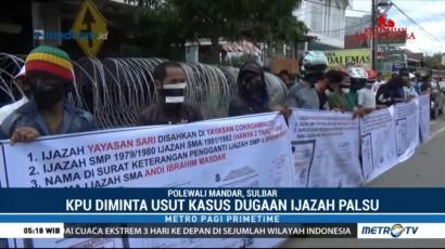 AMPD Desak Panwaslih Usut Dugaan Ijazah Palsu Bupati Petahana Polewali Mandar