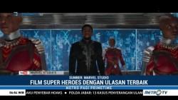 Black Panther Pecahkan Rekor Pendapatan Box Office