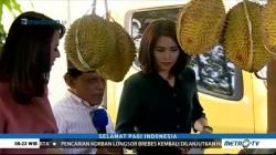 Menikmati Durian di Akhir Pekan (1)