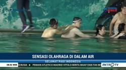 Sensasi Olahraga di Dalam Air