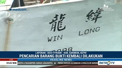 29 ABK dan Nakhoda Masih Berada di Kapal Win Long BH 2998