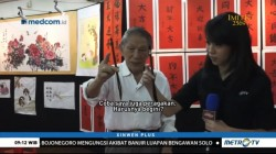 Mengenal Keindahan Kaligrafi Tiongkok