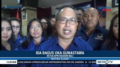 Surya Paloh akan Hadiri Kampanye Akbar Rai Mantra-Sudikerta